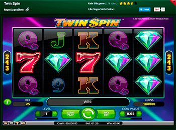 Twin Spin 4